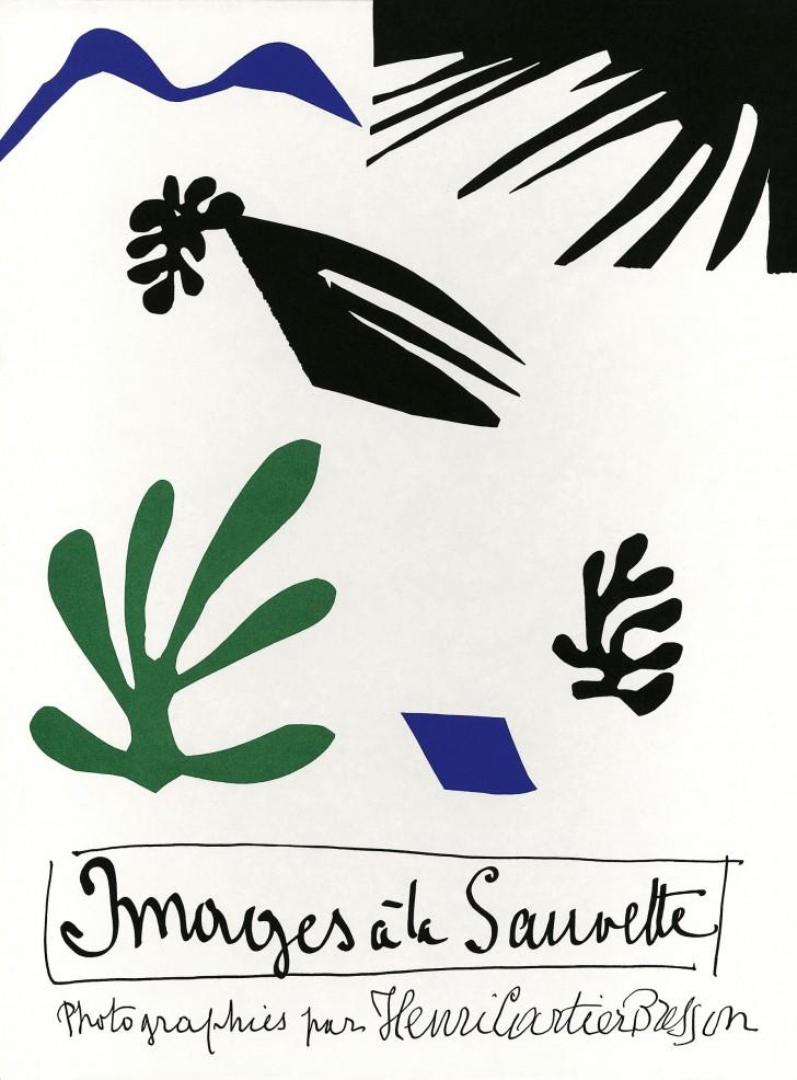 Matisse illustrant Cartier-Bresson