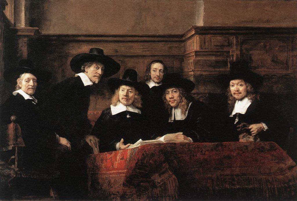 La quintessence du style de Rembrandt