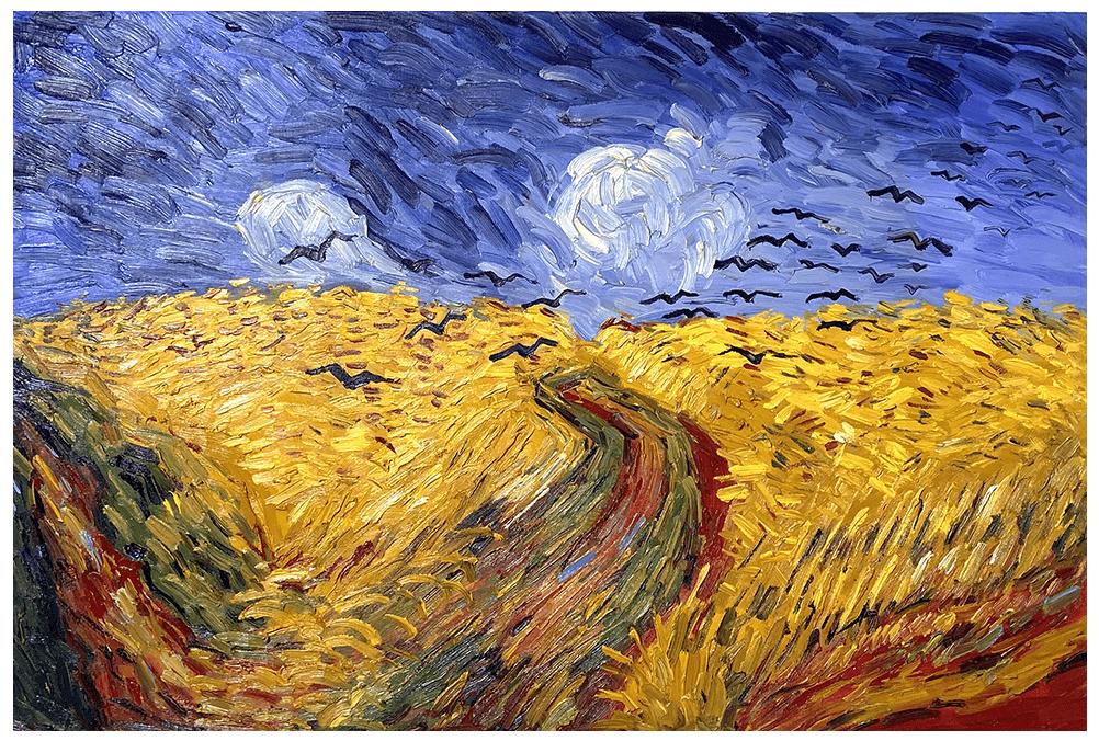 La dynamique de Van Gogh