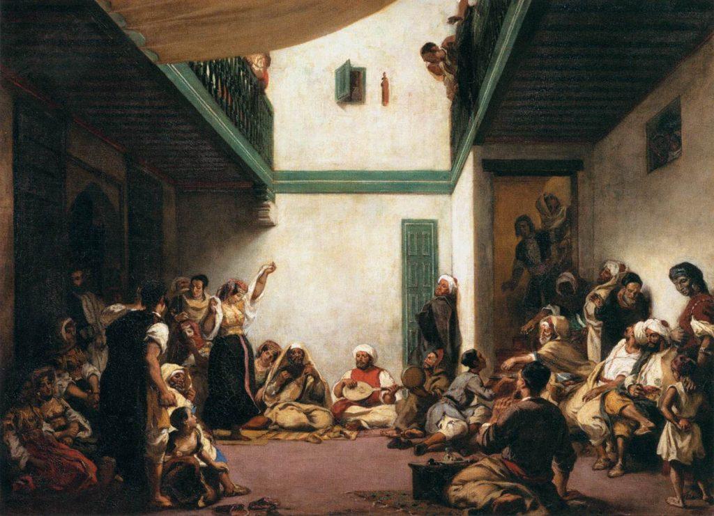 s'inspirer du peintre Delacroix pour la photographie