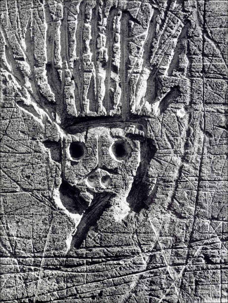 Le roi soleil par brassaï
