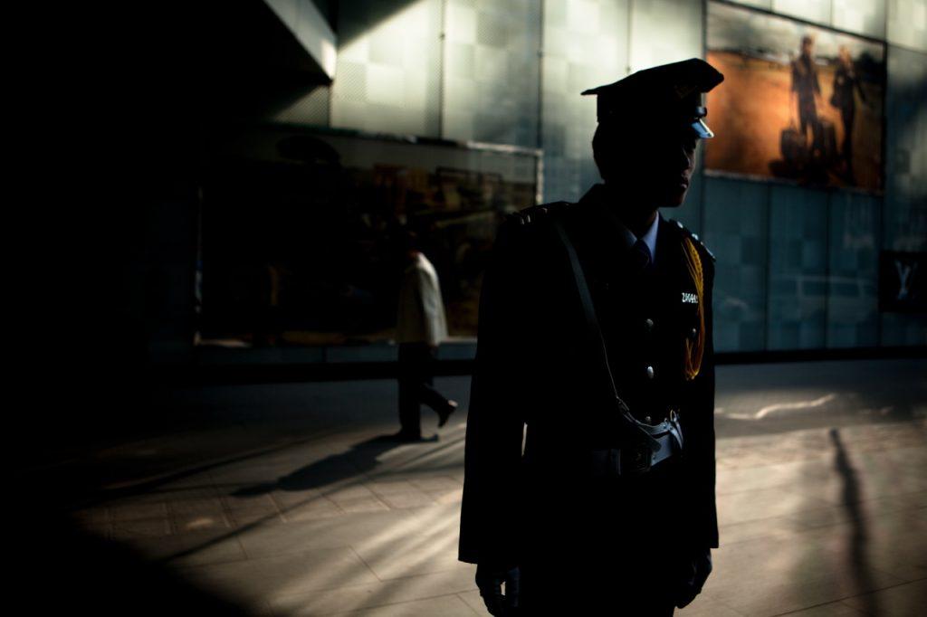 Jeux d'ombre et lumière par Pinkhassov